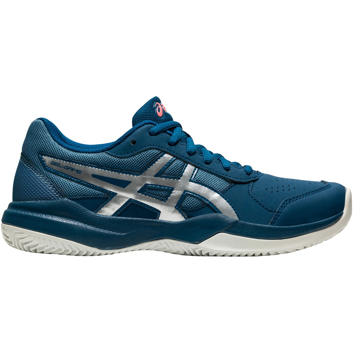 JUNIOR ASICS GEL GAME 7 GS CLAY COURT SHOES