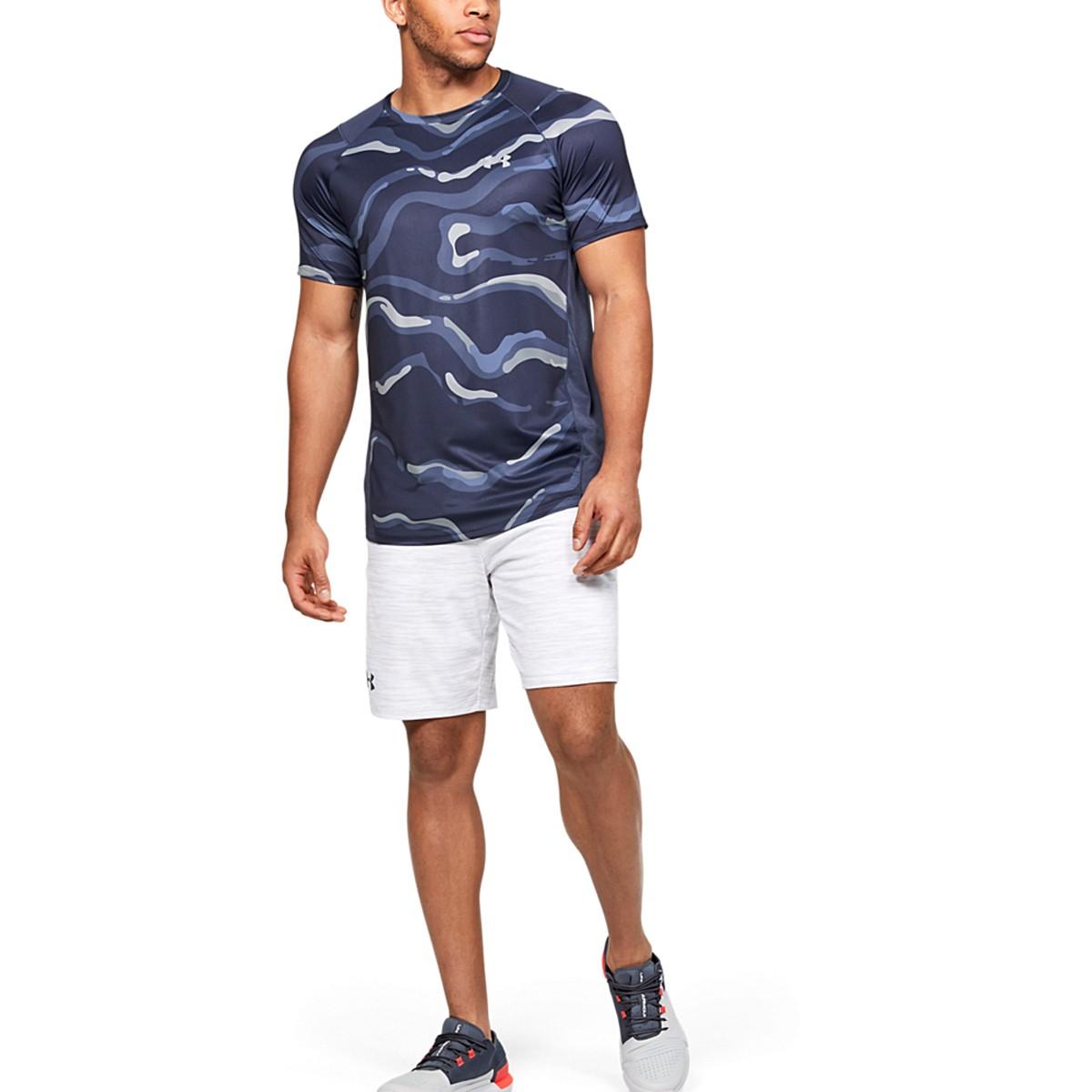 visitante Sencillez Intercambiar  UNDER ARMOUR MK1 PRINTED T-SHIRT - UNDER ARMOUR - Men's - Clothing |  Tennispro