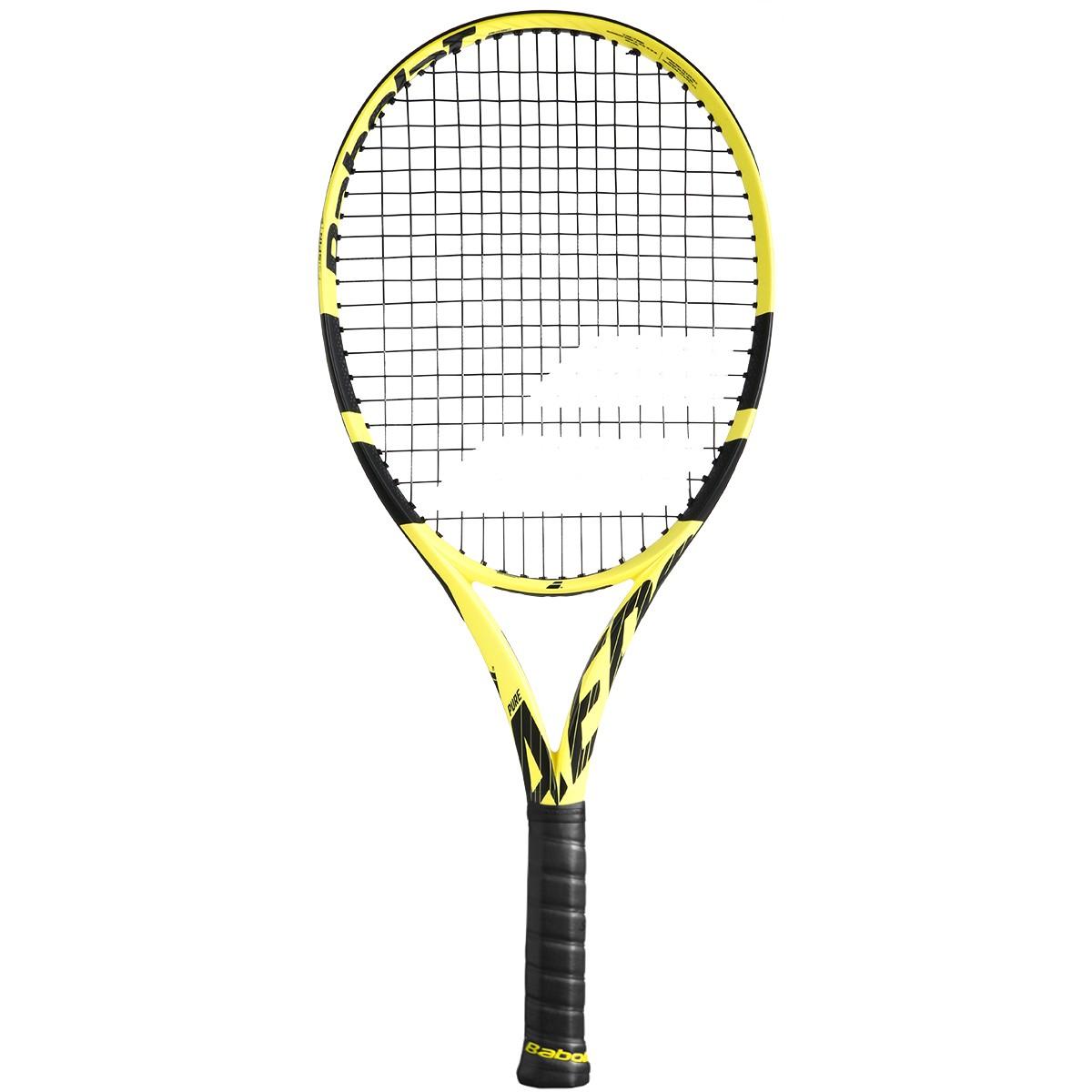 Nouvelle Babolat Nadal Junior 25 Raquette de tennis avec housse