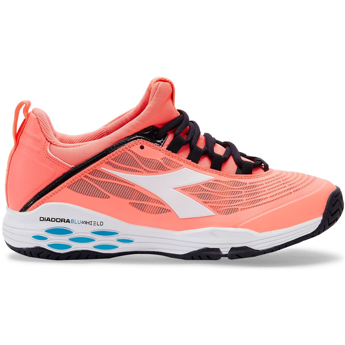 92c15ac6 WOMEN'S DIADORA SPEED BLUSHIELD FLY ALL COURT SHOES - DIADORA ...