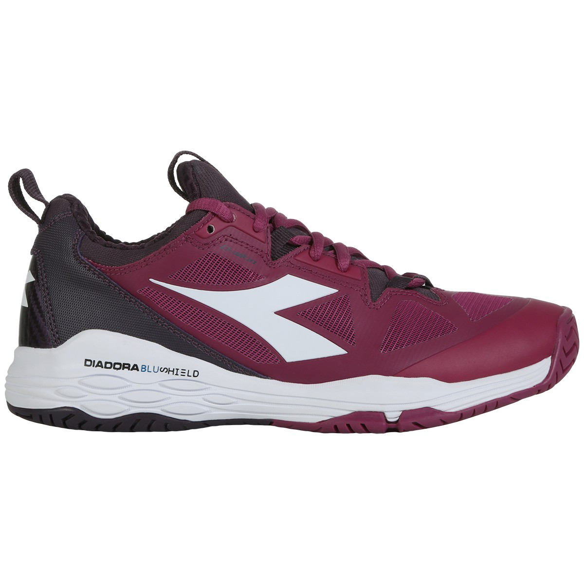 WOMEN'S DIADORA SPEED BLUSHIELD FLY 2 ALL COURT SHOES