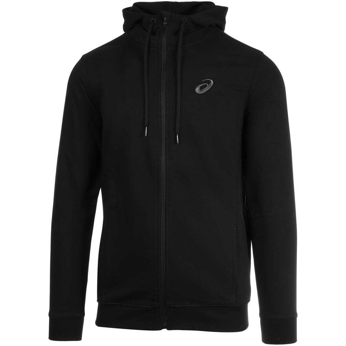 ASICS ZIPPED HOODIE - ASICS - Men's - Clothing | Tennispro