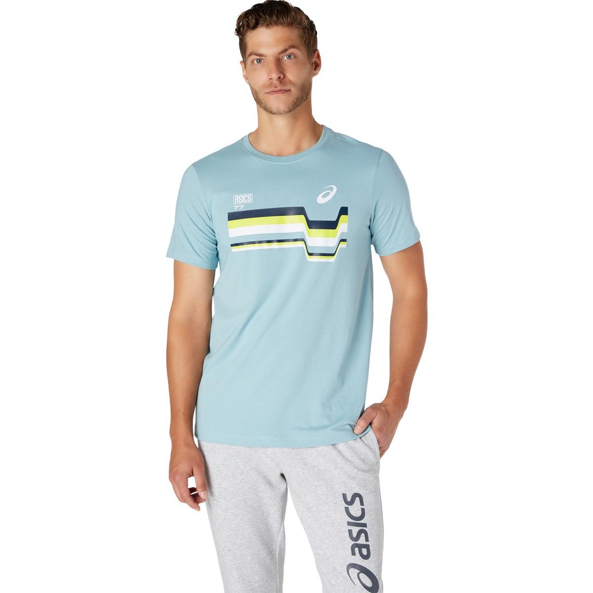 ASICS 77 T-SHIRT - ASICS - Men's - Clothing | Tennispro