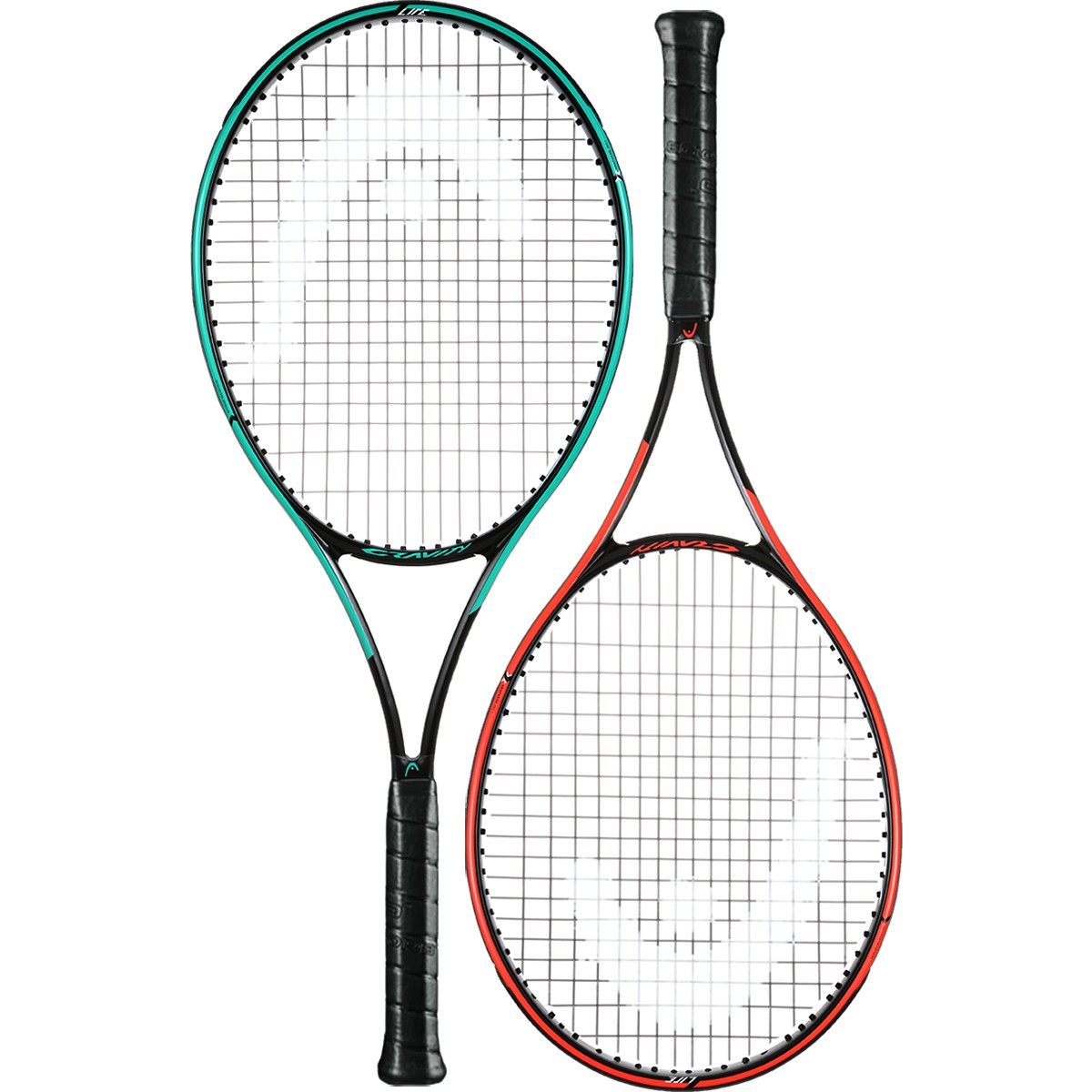 Gravity Pro Tennis Racquet Head Graphene 360