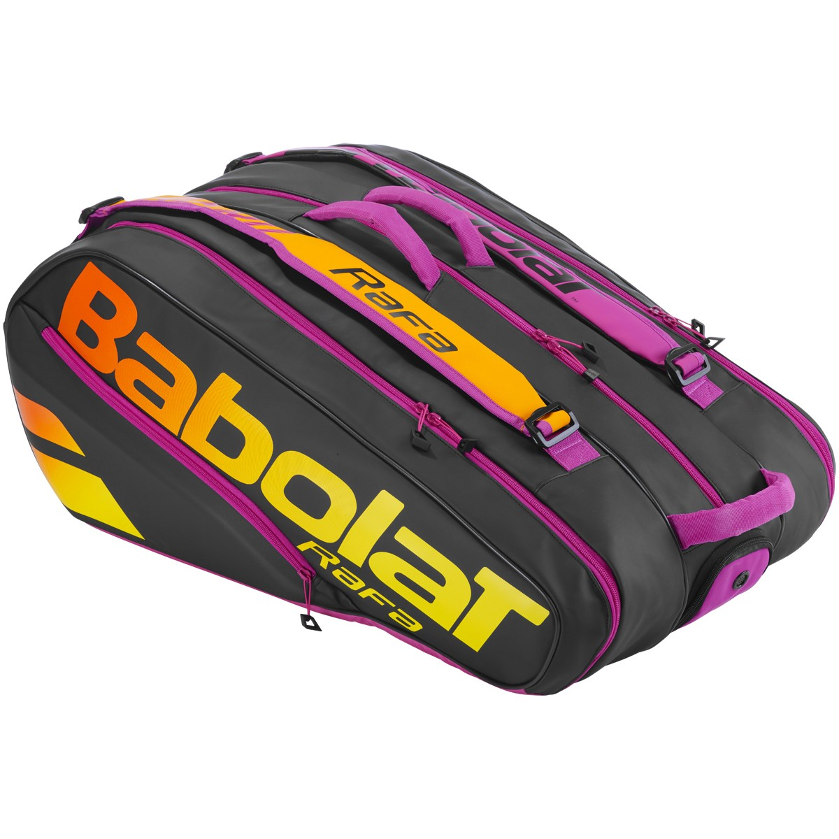 Babolat Pure Aero 12 Racquets Rafa Tennis Bag Babolat Bags Tennispro