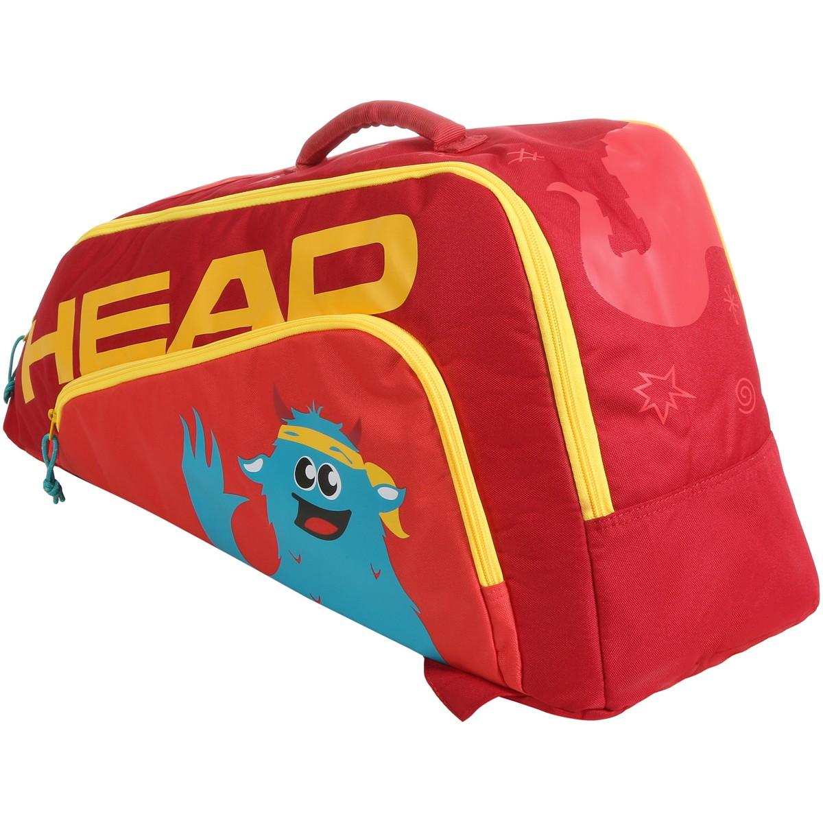 Head Junior Combi Novak Racket Bag Junior Tennis Bag