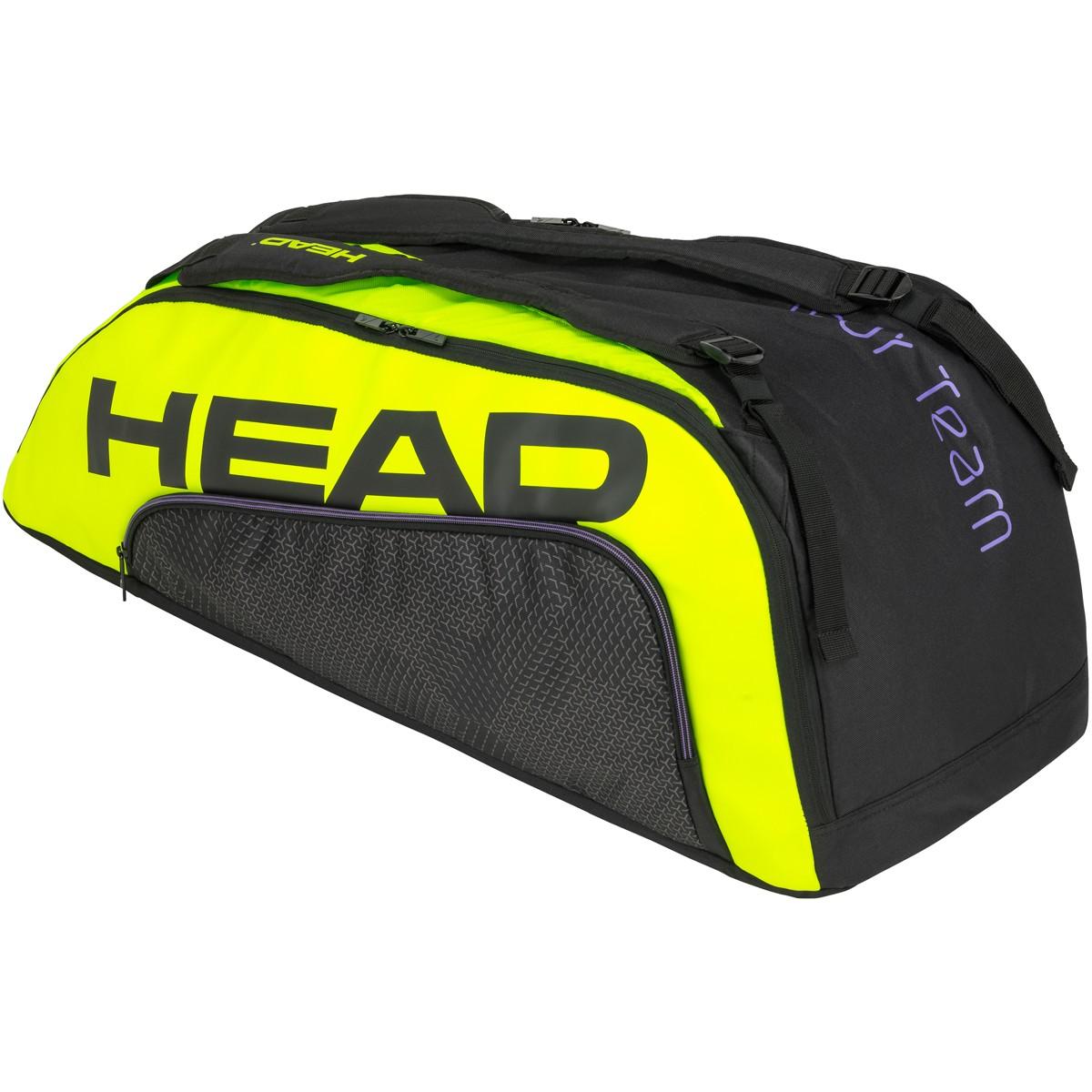HEAD TOUR TEAM EXTREME SUPERCOMBI 9R TENNIS BAG