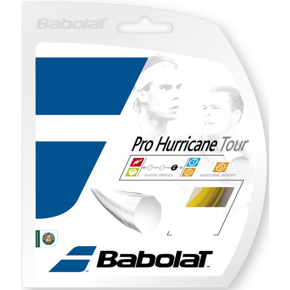 BABOLAT PRO HURRICANE TOUR (12 METRES) STRING PACK