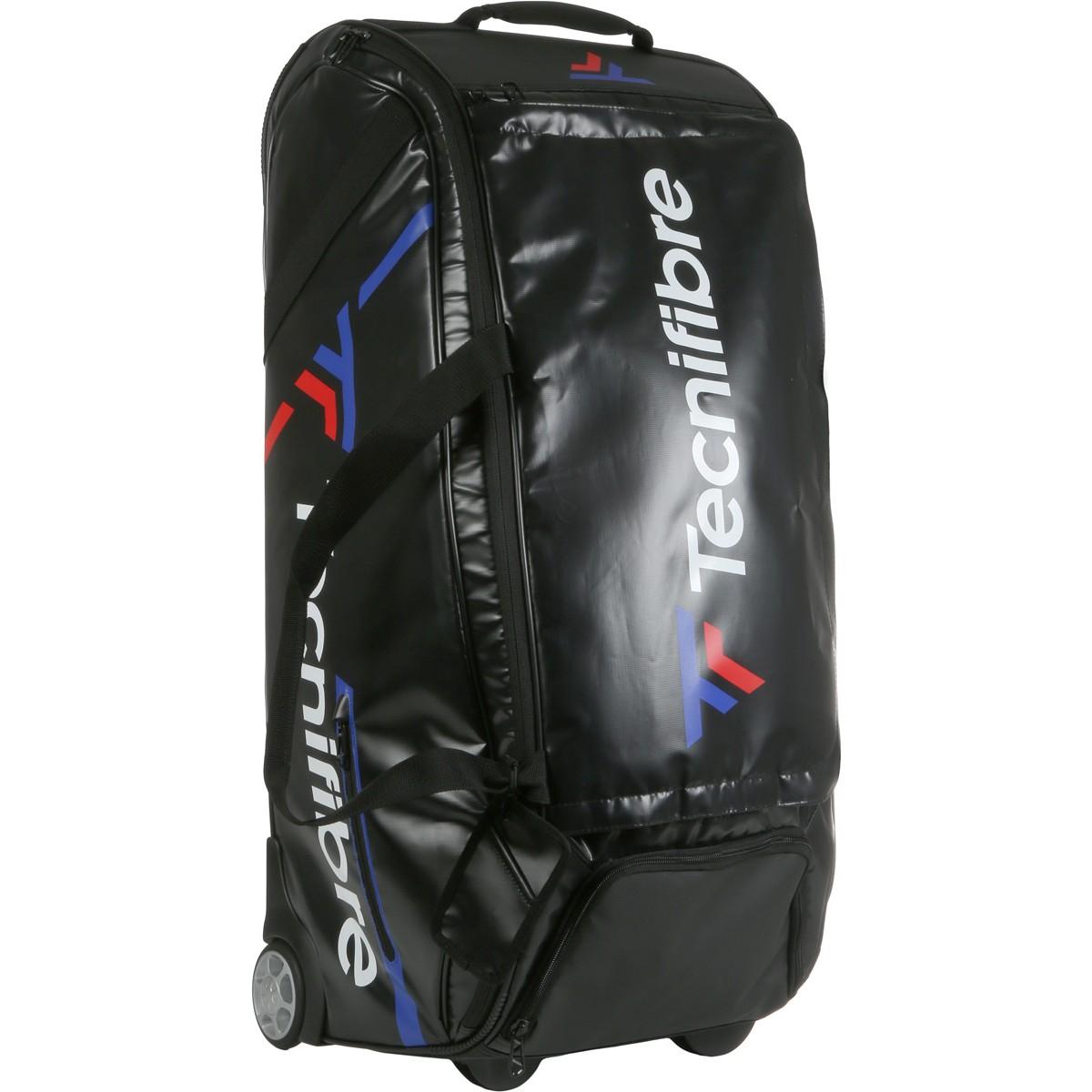 Borse sportive classiche taglia unica Tecnifibre Tour Endurance Black Rolling colore: Nero
