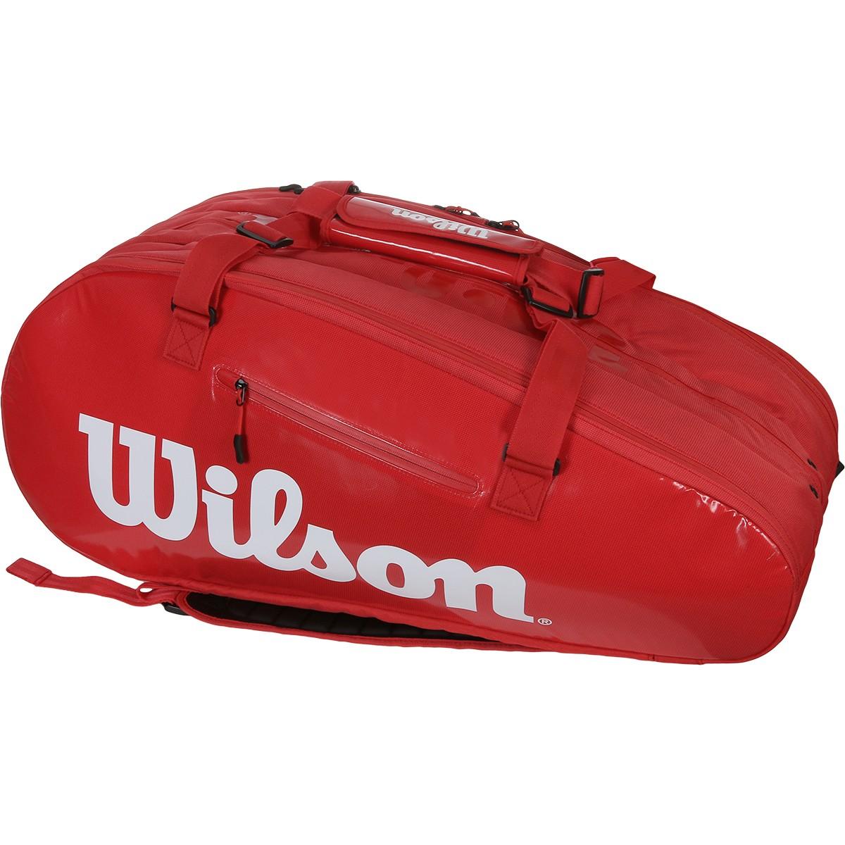 Wilson Super Tour Infrared 3 Comp Tennis Bag Wilson Bags Tennispro