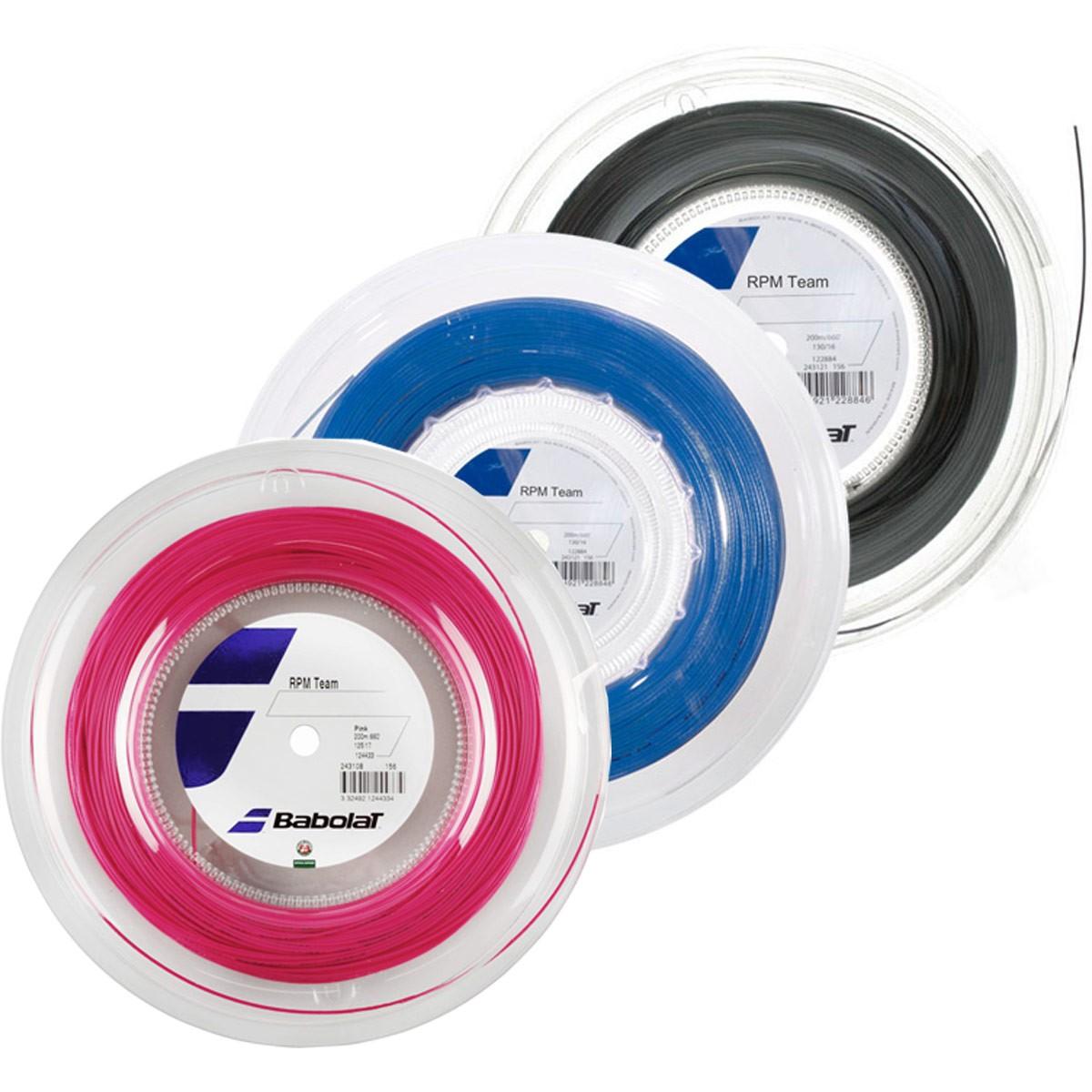 BABOLAT RPM TEAM (200 METRES) STRING REEL