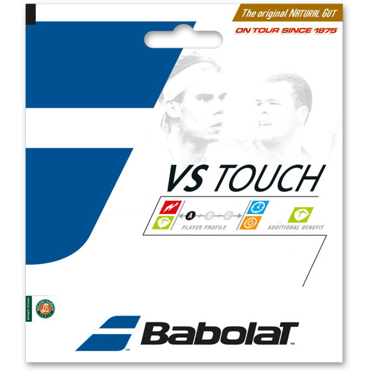 STRING BABOLAT VS TOUCH (6 METRES)