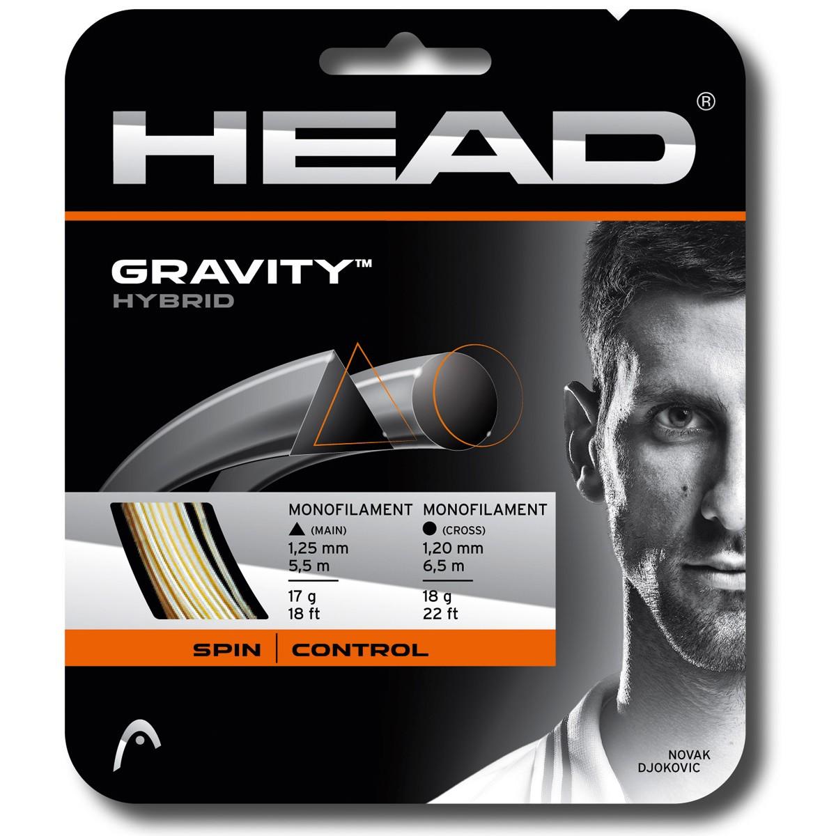 STRING HEAD GRAVITY (12 METRES)
