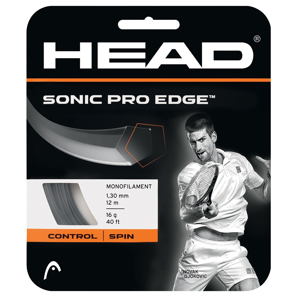 STRING HEAD SONIC PRO EDGE (12 METRES)