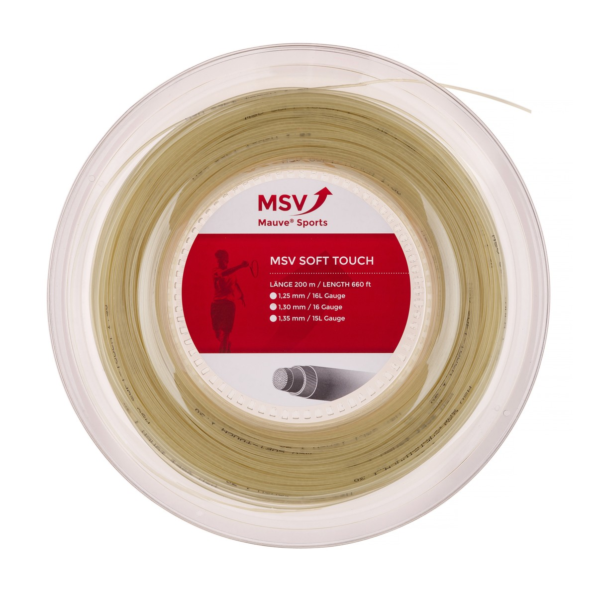 REEL MSV SOFT TOUCH (200 METRES)