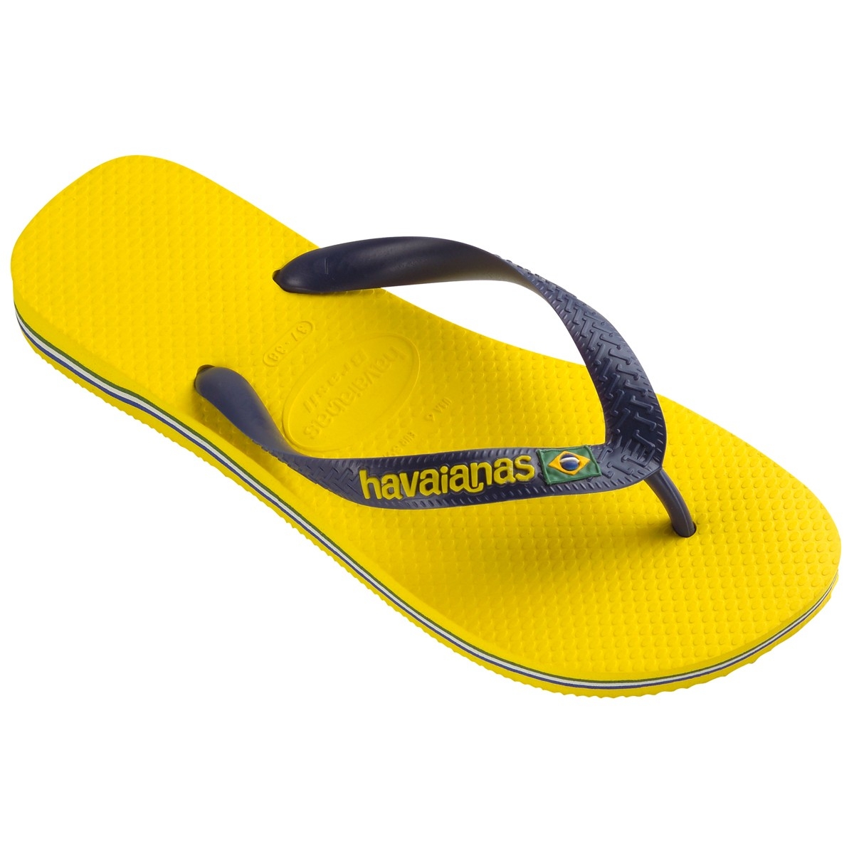 TONGS HAVAIANAS BRASIL LOGO JUNIOR