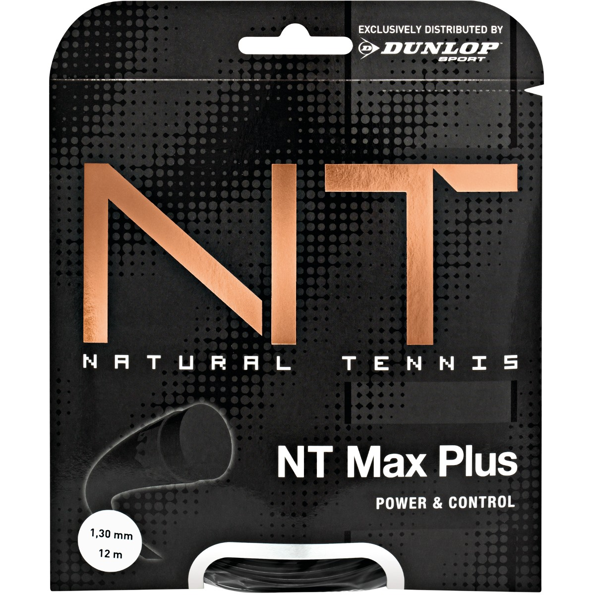DUNLOP NT MAX PLUS (12 METRES) STRING PACK