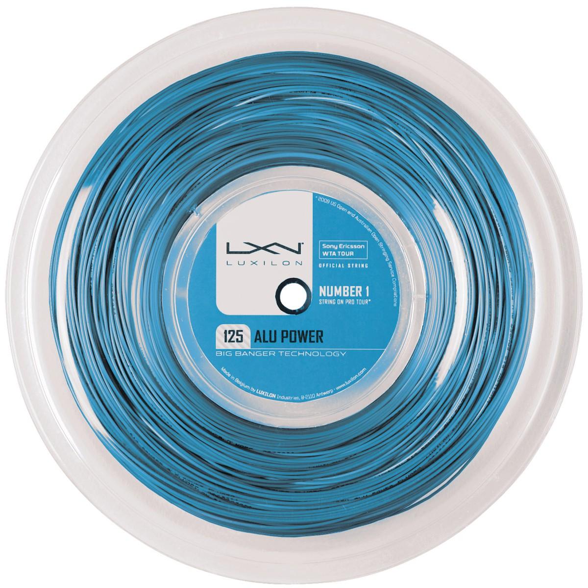 Luxilon Big Banger Alu Power  Tennis String 220m Reel