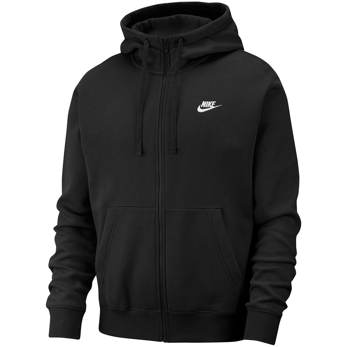progenie Eso Conquista  NIKE SPORTSWEAR CLUB ZIPPED HOODIE - NIKE - Men's - Clothing | Tennispro