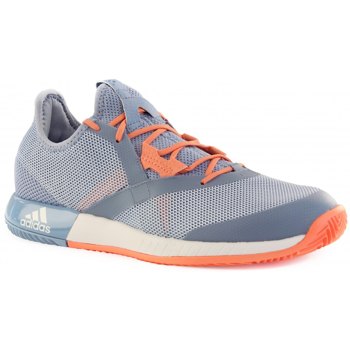ea69e7c2a60c3 WOMEN S ADIDAS ADIZERO DEFIANT BOUNCE CLAY SHOES +