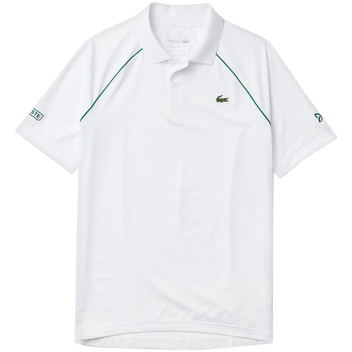 Lacoste Novak Djokovic London Polo Lacoste Men S Clothing Tennispro