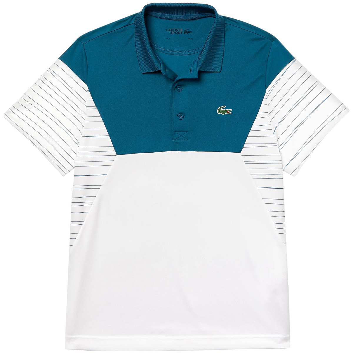 Polo Tennis Homme Lotto Sport Court