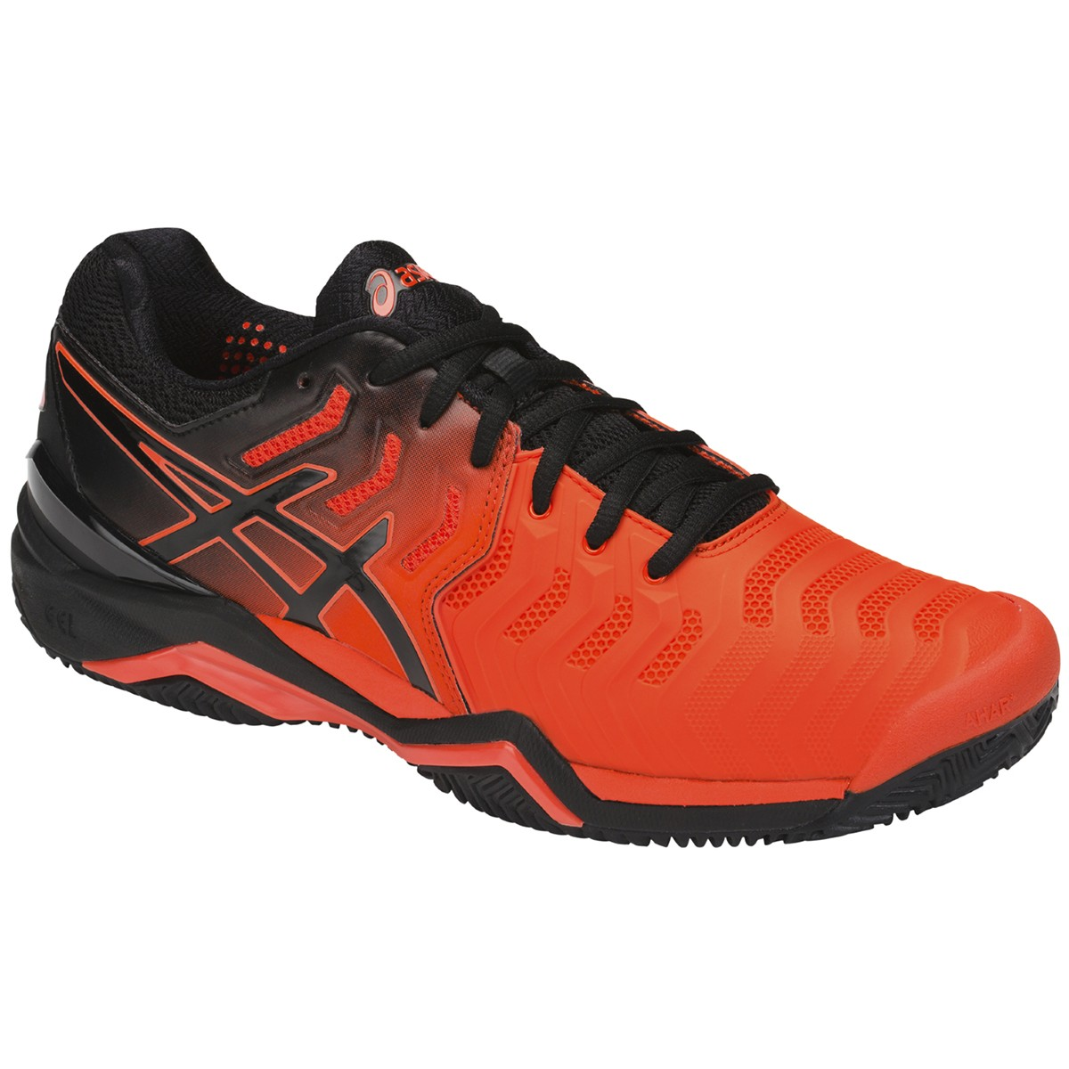 Asics Gel Resolution 7 Clay Court Shoes Tennispro