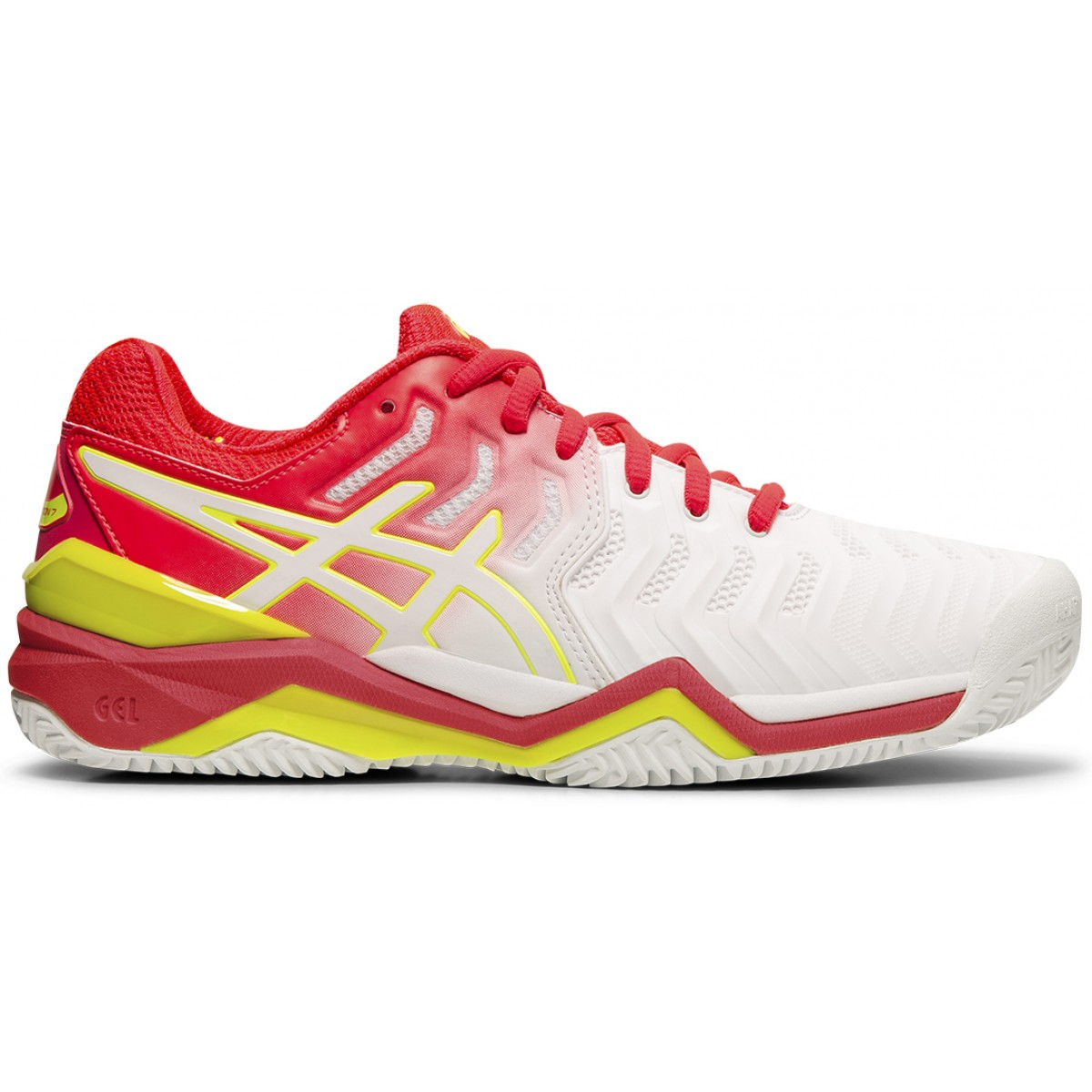 64fe9e97 WOMEN'S ASICS GEL RESOLUTION 7 CLAY COURT SHOES - ASICS - Women's ...