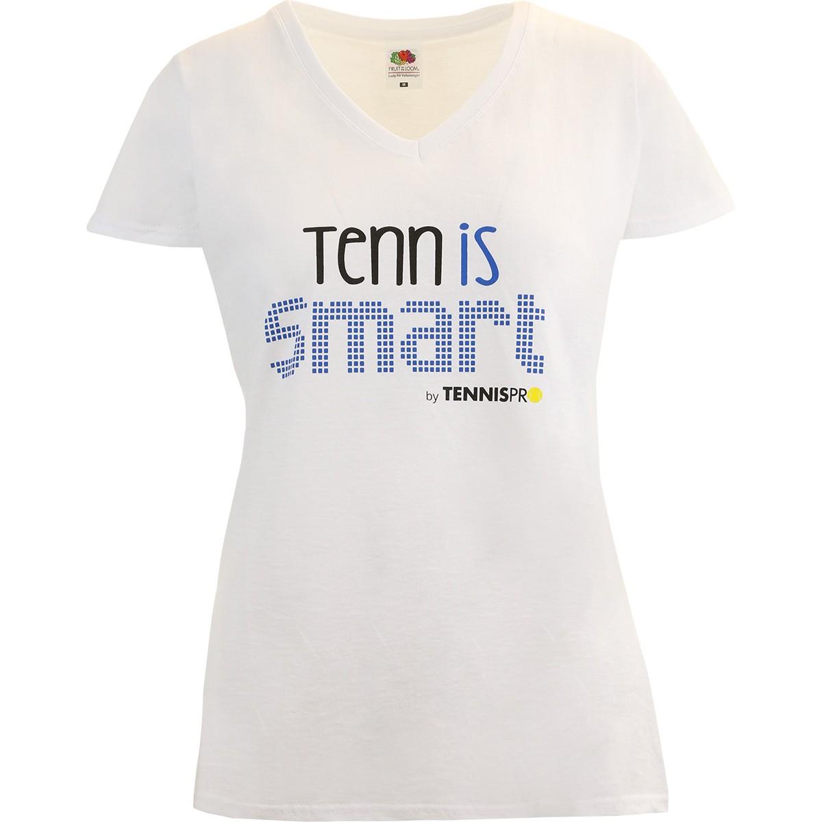 WOMEN'S TENNISPRO SMART T-SHIRT