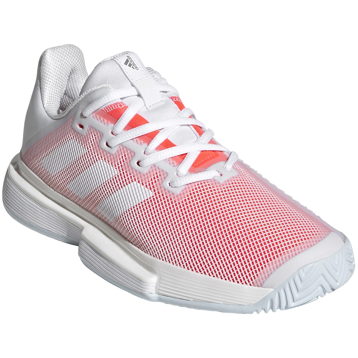 WOMEN'S ADIDAS SOLEMATCH BOUNCE ALL COURT SHOES - ADIDAS - Women's ...