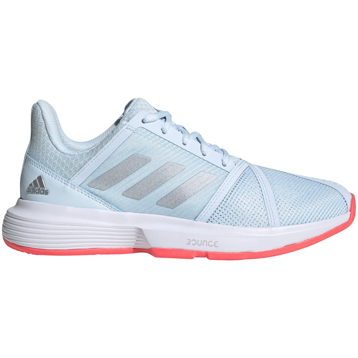 WOMEN'S ADIDAS COURTJAM BOUNCE ALL COURT SHOES - ADIDAS - Women's ...