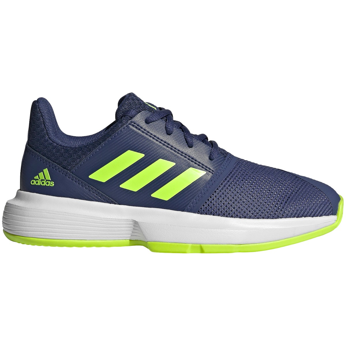 JUNIOR ADIDAS COURTJAM XJ ALL COURT SHOES