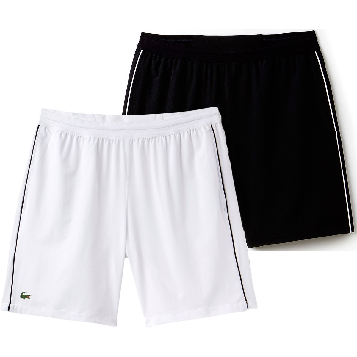 2c6966853f LACOSTE NOVAK DJOKOVIC COLLECTION SHORTS - LACOSTE - Men's ...
