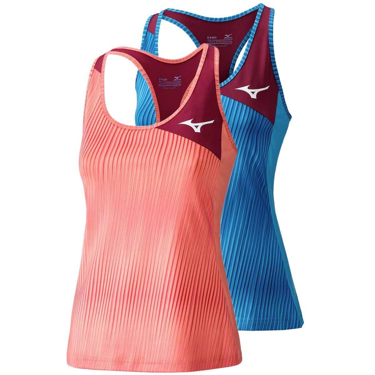 low priced 716c3 08f69 WOMEN S MIZUNO AMPLIFY TANK TOP +