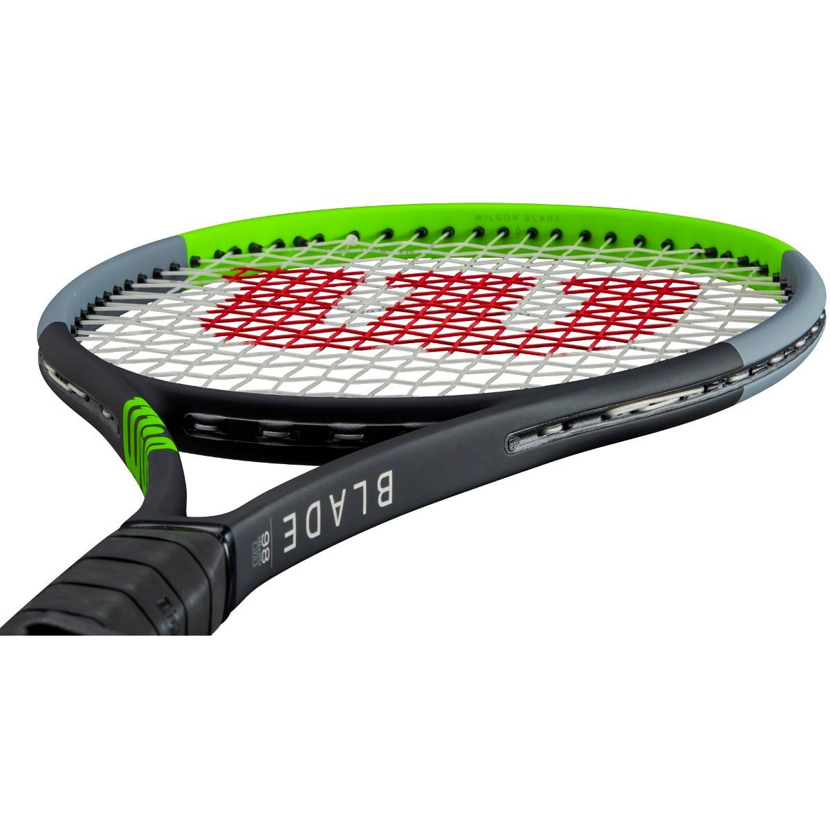 WILSON BLADE 98 18x20 V7 0 RACQUET - WILSON - Adult Racquets