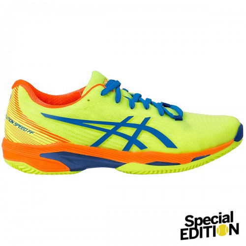 SOLUTION SPEED FF 2 LIMITED EDITION CLAY COURT SHOES