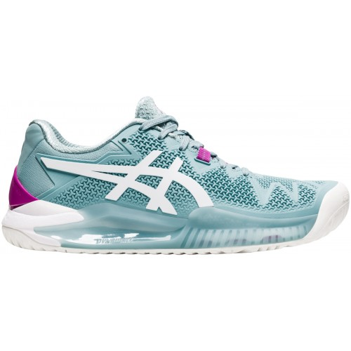 WOMEN'S  GEL RESOLUTION 8 MELBOURNE ALL COURT SHOES