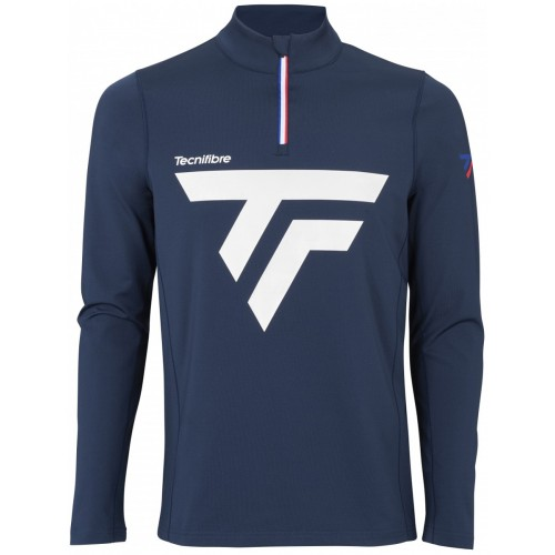 THERMO 1/2 ZIP SWEAT TOP