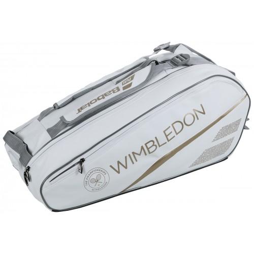 BABOLAT PURE 6 WIMBLEDON TENNIS BAG