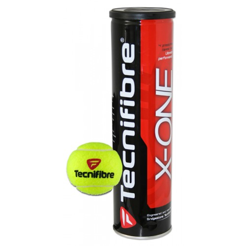 Tecnifibre X-One 4-ball can