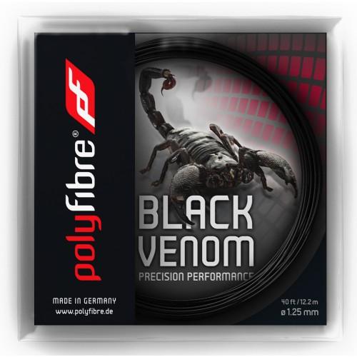 STRING  BLACK VENOM (12 METERS)