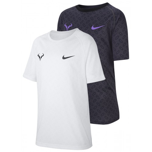 JUNIOR  COURT RAFA DRY GFX T-SHIRT