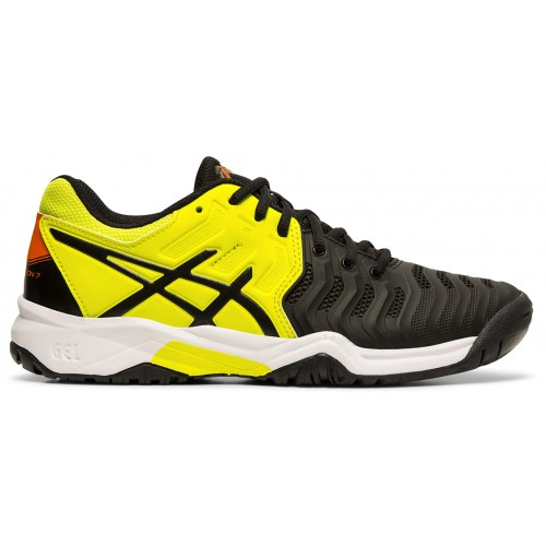 JUNIOR  GEL RESOLUTION 7 GS ALL COURT SHOES