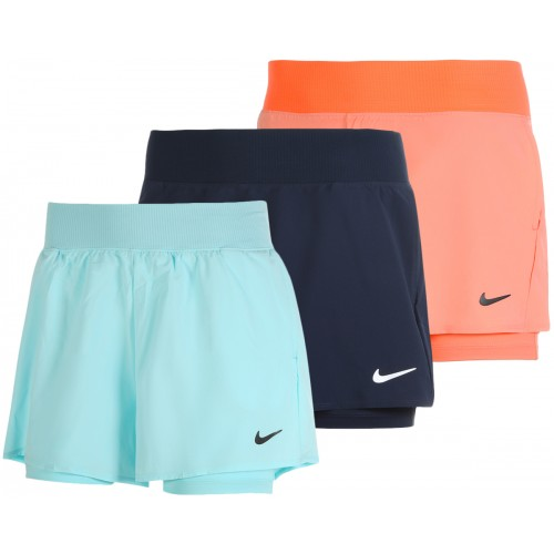 WOMEN'S  COURT VICTORY DRY SHORTS
