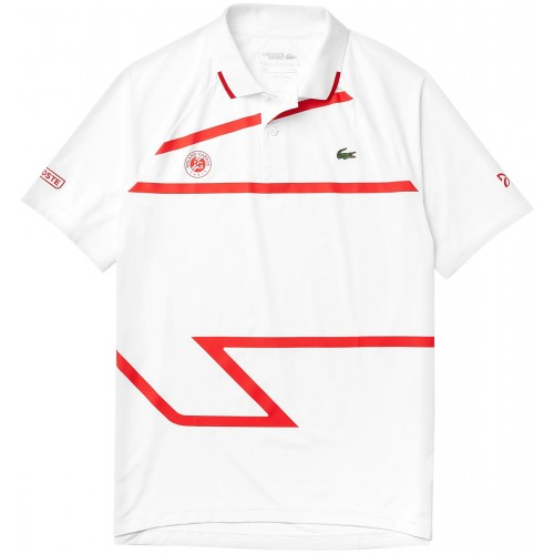NOVAK DJOKOVIC PARIS POLO