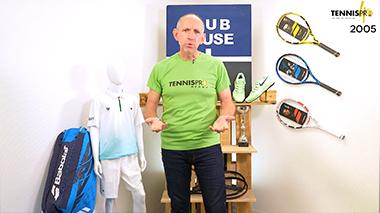 40 years Tennispro