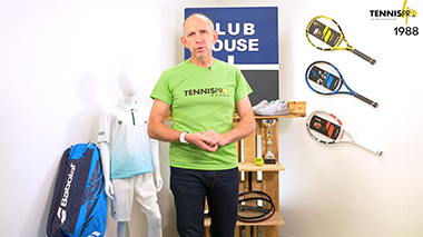 40 years Tennispro