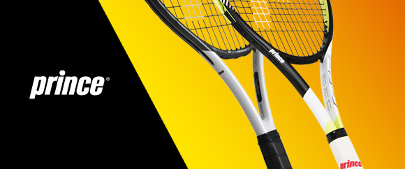 NEW PRINCE RACQUETS