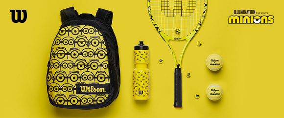 WILSON MINIONS COLLECTION