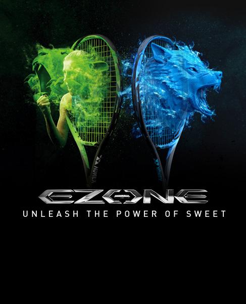 Raquettes E-zone